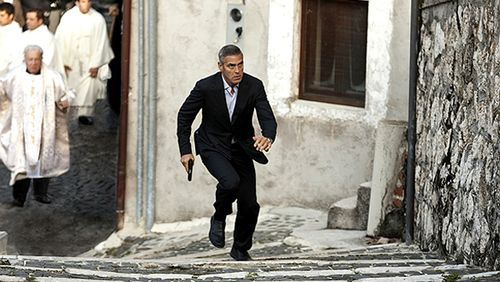 George-clooney-the-american-running